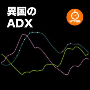 ADX-インジケーター