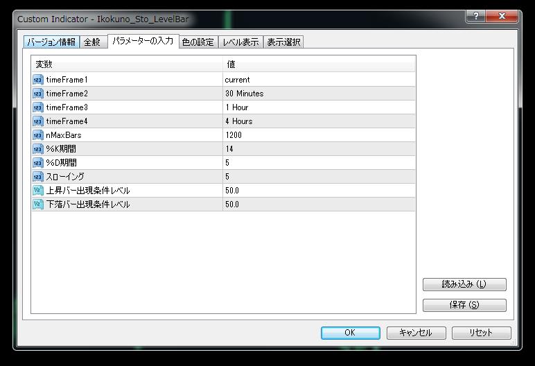 パラメーター設定-mt4-bar