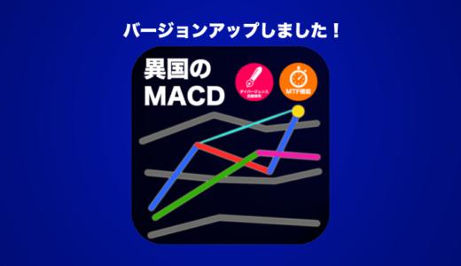 「異国のMACD」にダイバージェンス矢印表示機能や新たなインジケーターを追加しバージョンアップ!