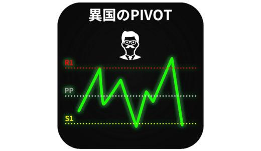PIVOTインジケーターを無料でダウンロード!FXでデイリーピボットの使い方も解説!